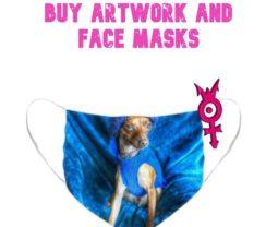 Warrior Girl Merchandise
